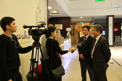 JAPANESE BUSINESSES SHARE EXPERIENCE IN THE AREA OF ENERGY EFFICIENCY AND OIL PROCESSING
