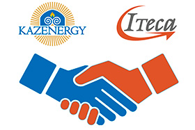Interaction, cooperation and parity: KAZENERGY Forum and Exhibition and KIOGE Conference signed a joint memorandum