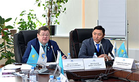 On Thematic Meeting of the Majilis Committee for Ecology and Natural Resources Use of the Parliament of the RoK