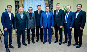 "SEMINAR-MEETING ON ""SOCIAL PARTNERSHIP IN THE OIL AND GAS INDUSTRY"" IN PAVLODAR"